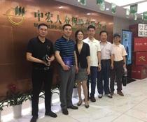 杭州市盐城商会走访会员企业活动报道(二)